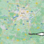 Wo ist Teupitz (Postleitzahl 15755)