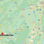 Wo liegt Sulzbach Saar
