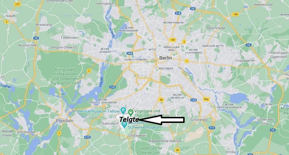 In welchem Bundesland liegt Telgte