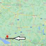 Wo liegt Tettnang