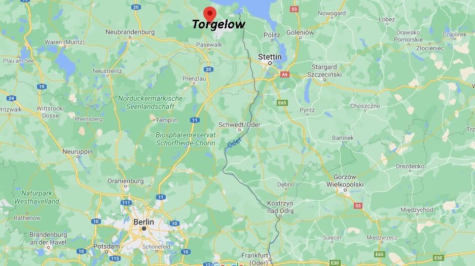 In welchem Bundesland liegt Torgelow