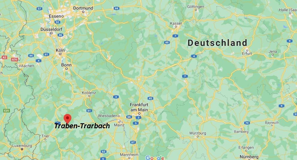 In welchem Bundesland liegt Traben-Trarbach