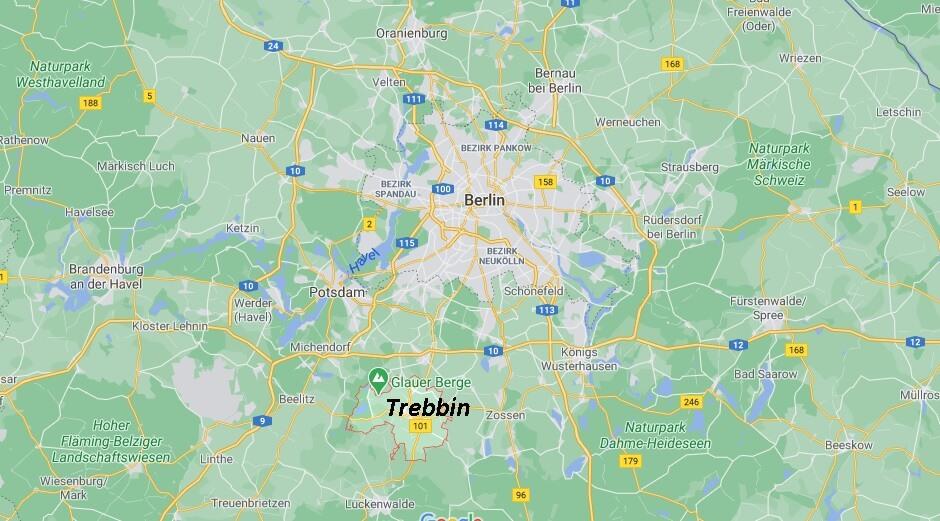 In welchem Bundesland liegt Trebbin