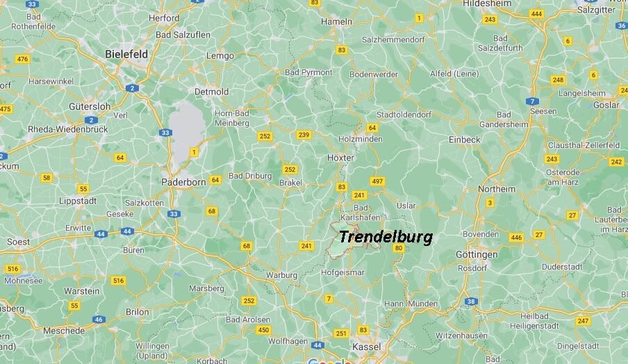 In welchem Bundesland liegt Trendelburg