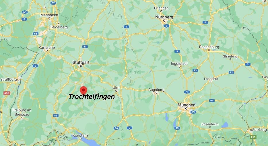 In welchem Bundesland liegt Trochtelfingen