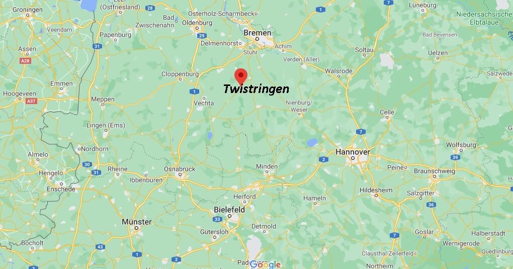 In welchem Bundesland liegt Twistringen
