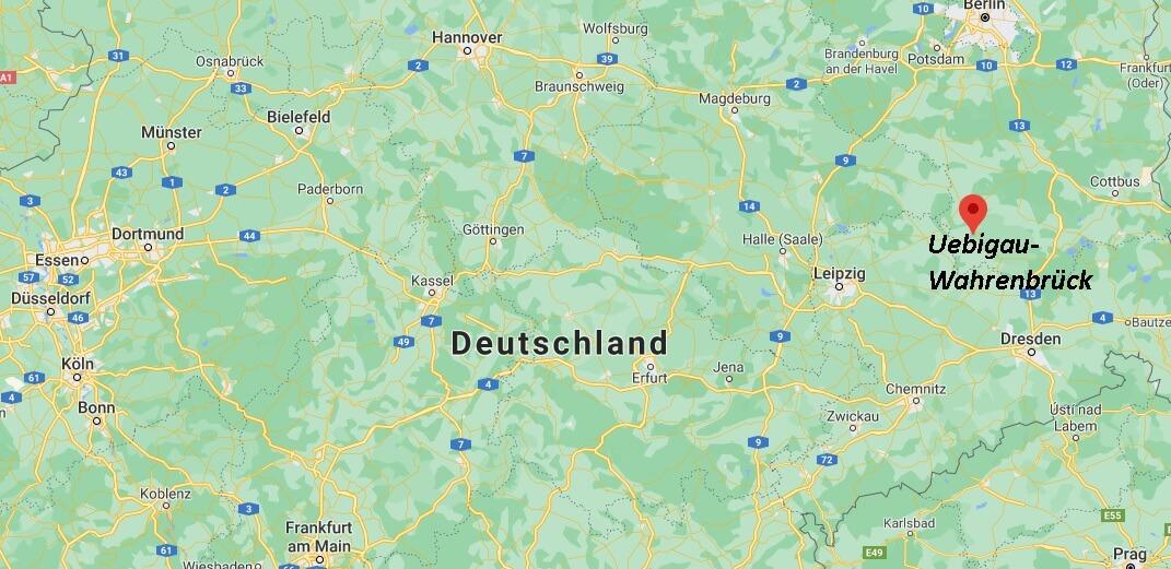 In welchem Bundesland liegt Uebigau-Wahrenbrück