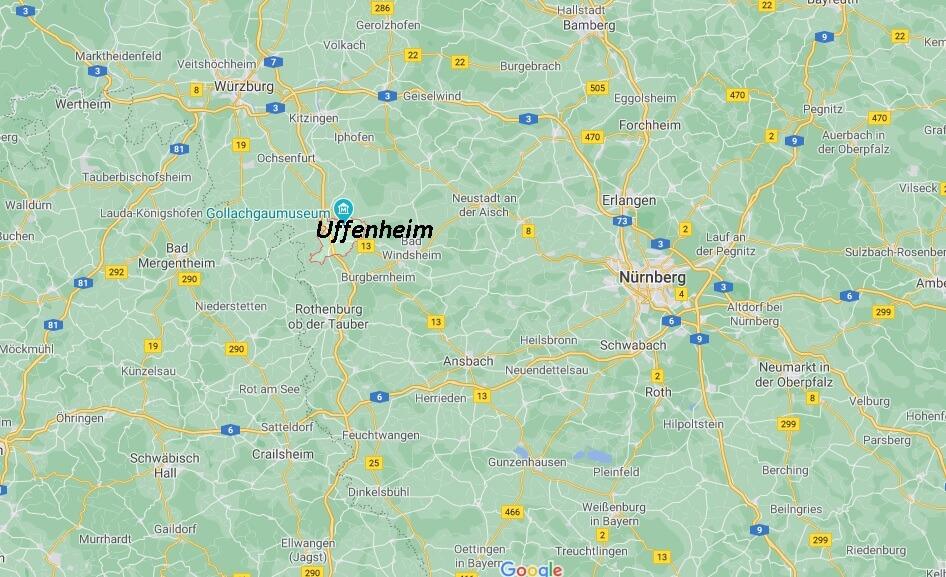 In welchem Bundesland liegt Uffenheim