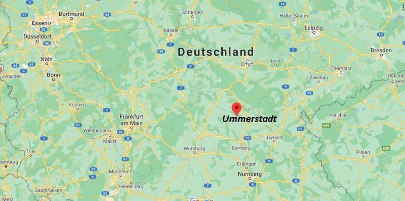 In welchem Bundesland liegt Ummerstadt