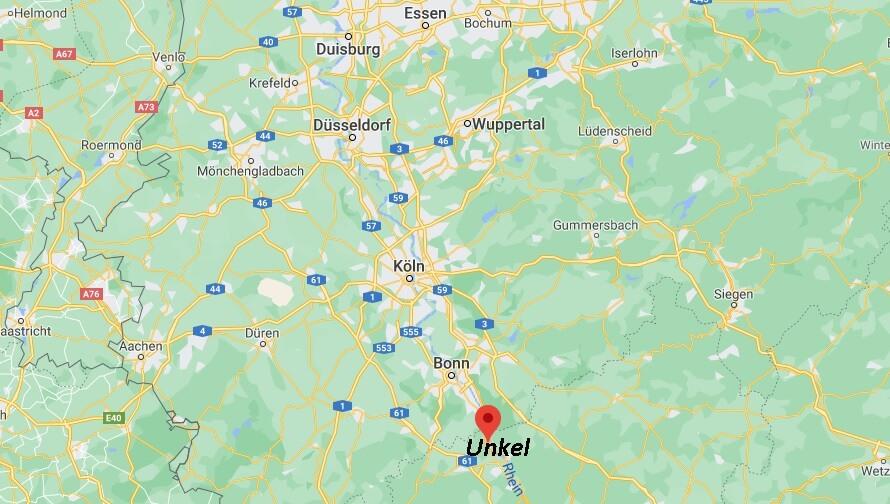 In welchem Bundesland liegt Unkel