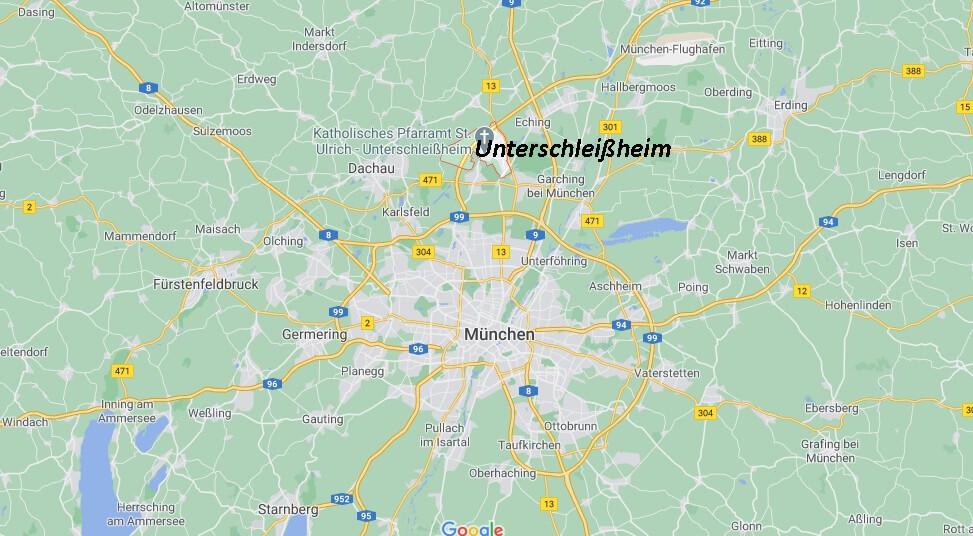 In welchem Bundesland liegt Unterschleißheim