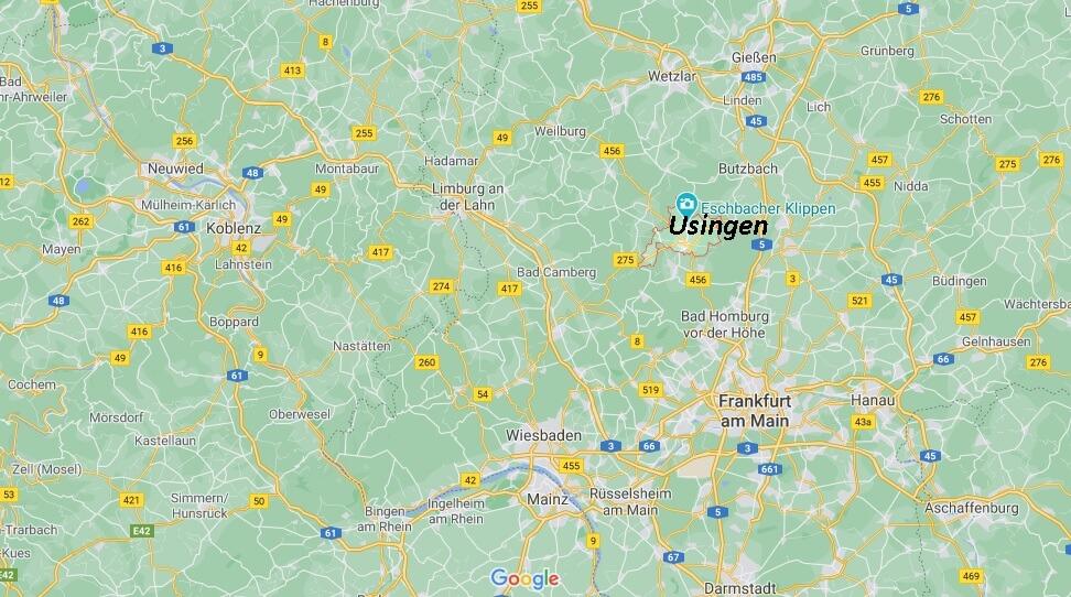 In welchem Bundesland liegt Usingen