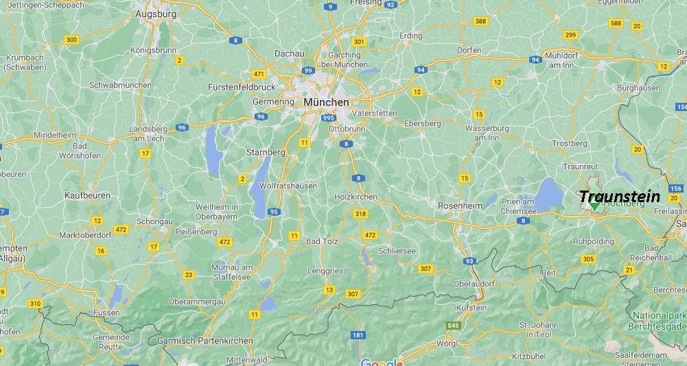 Stadt Traunstein