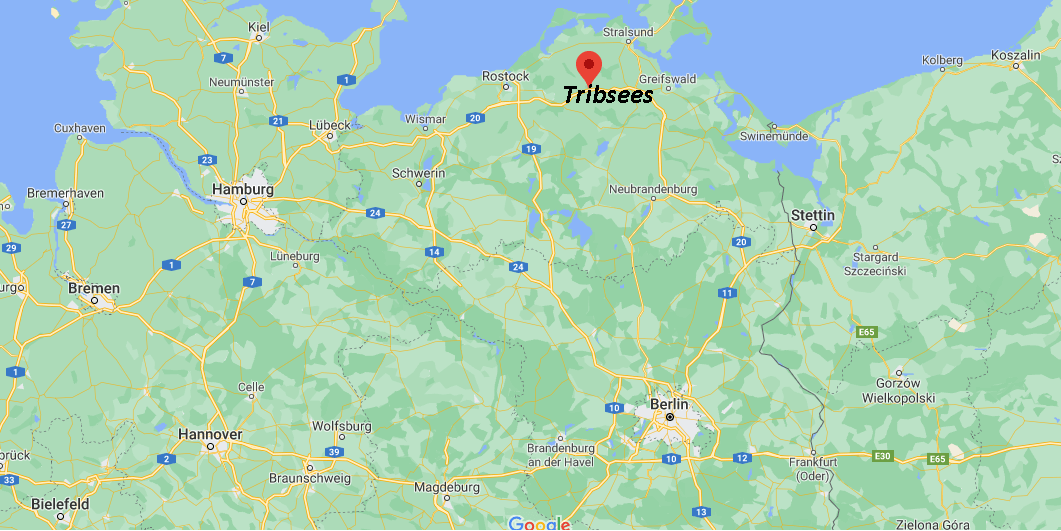 Stadt Tribsees