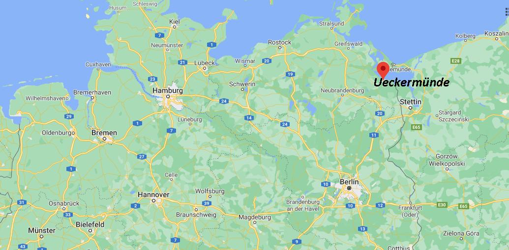 Stadt Ueckermünde