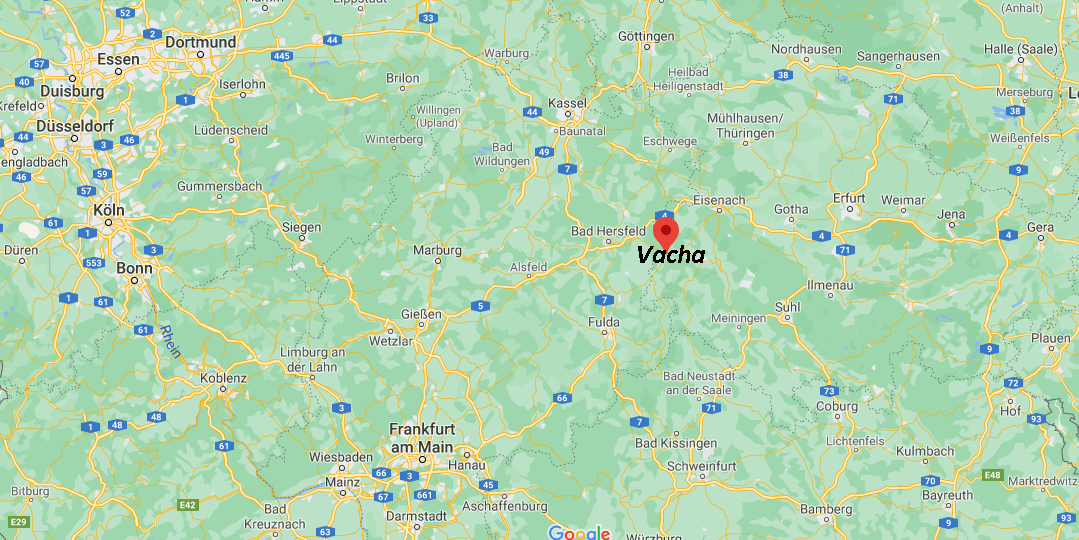 Stadt Vacha