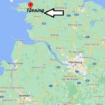Wo ist Tönning (Postleitzahl 25832)