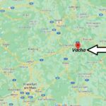 Wo ist Vacha (Postleitzahl 36404)