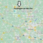Wo ist Vaihingen an der Enz (Postleitzahl 71665)