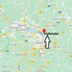 Wo ist Vallendar (Postleitzahl 56179)