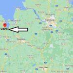 Wo ist Varel (Postleitzahl 26316)