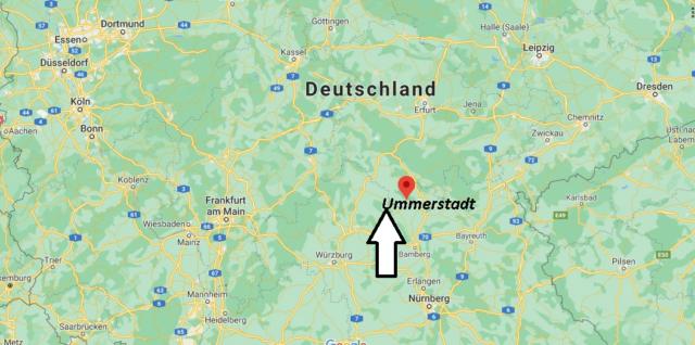 Wo liegt Ummerstadt