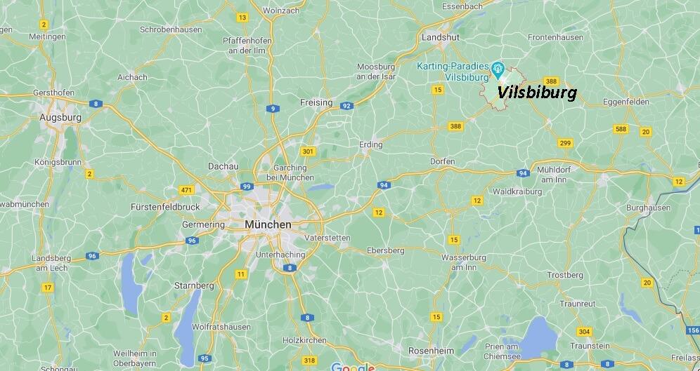 In welchem Bundesland ist Vilsbiburg