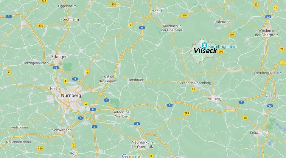 In welchem Bundesland ist Vilseck
