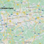 In welchem Bundesland ist Voerde (Niederrhein)