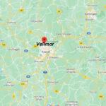 In welchem Bundesland liegt Vellmar