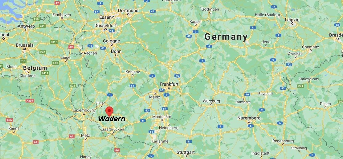 In welchem Bundesland liegt Wadern