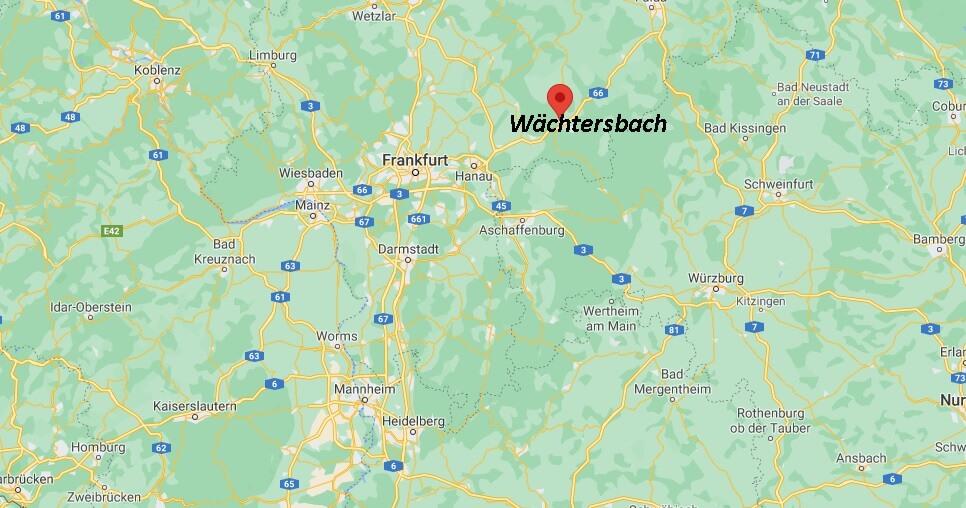 In welchem Bundesland liegt Wächtersbach