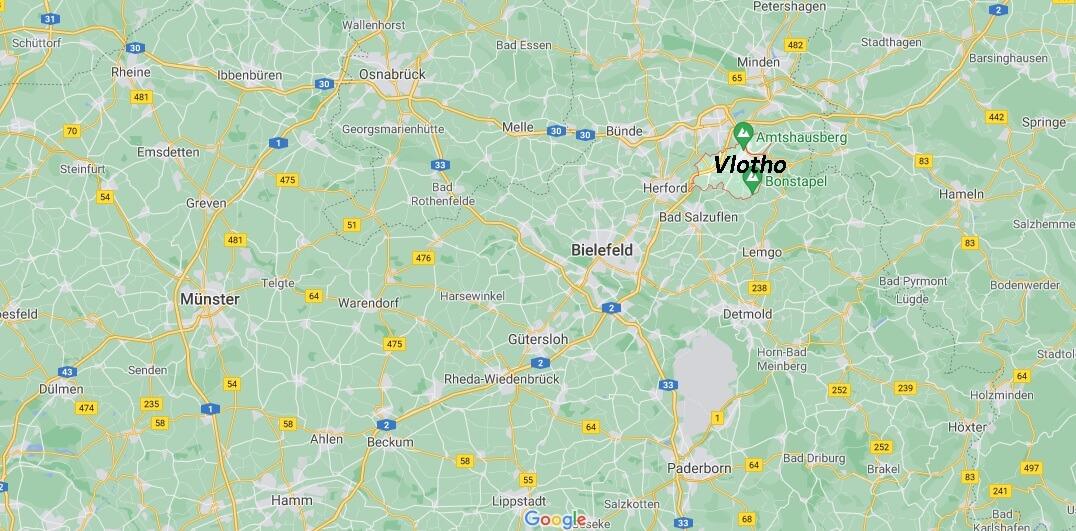 Stadt Vlotho