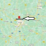 Wo ist Vellmar (Postleitzahl 34246)