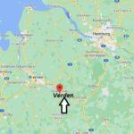 Wo ist Verden (Postleitzahl 27283)