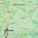 Wo ist Vöhrenbach (Postleitzahl 78147)