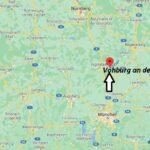 Wo ist Vohburg an der Donau (Postleitzahl 85088)