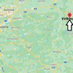 Wo ist Volkmarsen (Postleitzahl 34471)