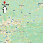 Wo ist Vreden (Postleitzahl 48691)
