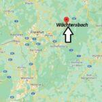 Wo ist Wächtersbach (Postleitzahl 63607)