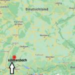 Wo liegt Vöhrenbach