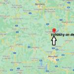 Wo liegt Vohburg an der Donau