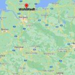 In welchem Bundesland liegt Wahlstedt