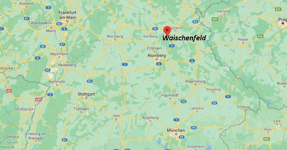 In welchem Bundesland liegt Waischenfeld