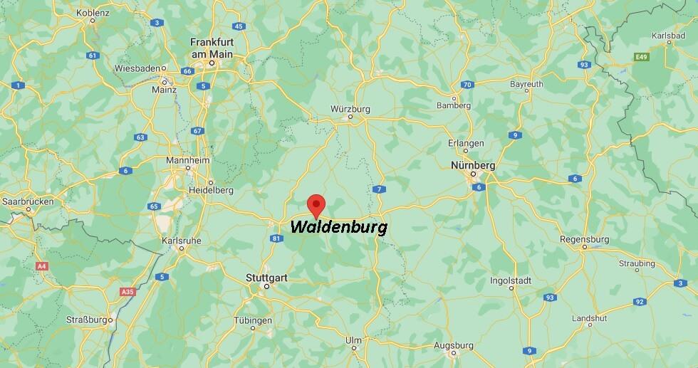 In welchem Bundesland liegt Waldenburg