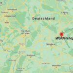 In welchem Bundesland liegt Waldershof