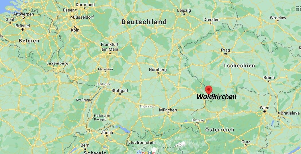 In welchem Bundesland liegt Waldkirchen
