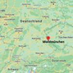 In welchem Bundesland liegt Waldmünchen