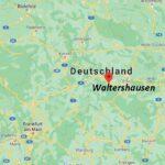 In welchem Bundesland liegt Waltershausen