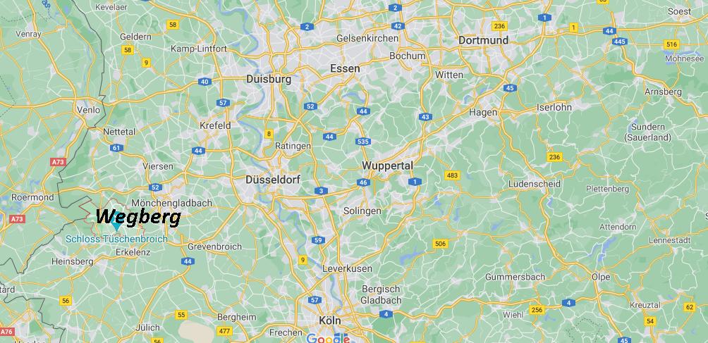 In welchem Bundesland liegt Wegberg